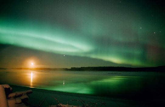 If you have the energy, head out on a midnight Northern Lights tour to chase down the Aurora Borealis